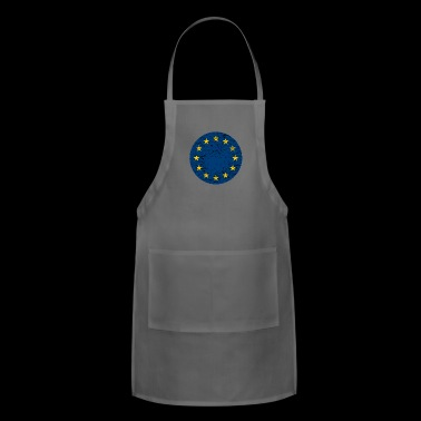 EU European Union Flag - Adjustable Apron