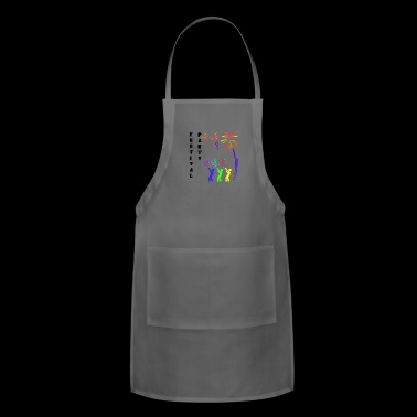 festival party - Adjustable Apron