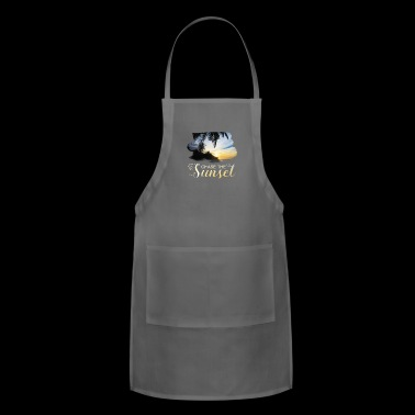 Chase the Sunset - Adjustable Apron