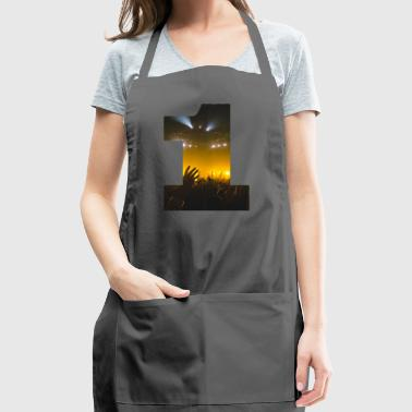 No.1 Concert - Adjustable Apron