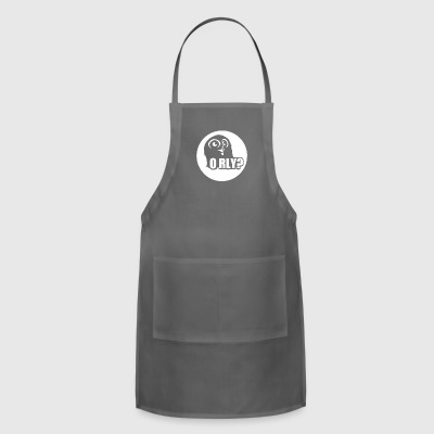Orly Owl - Adjustable Apron