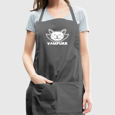 Cat Vampire - Adjustable Apron