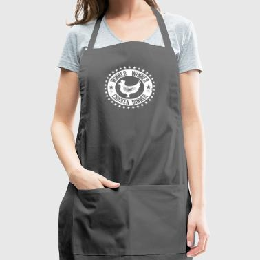 Winner Winner Chicken Dinner - Adjustable Apron