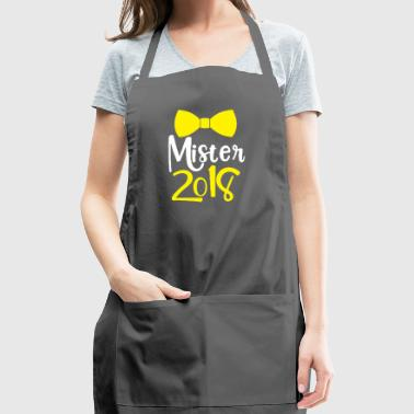 Mister 2018 - Adjustable Apron