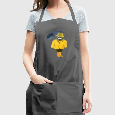 Pickle In The Rain - Adjustable Apron