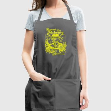 Respecteth The Alchemy - Adjustable Apron