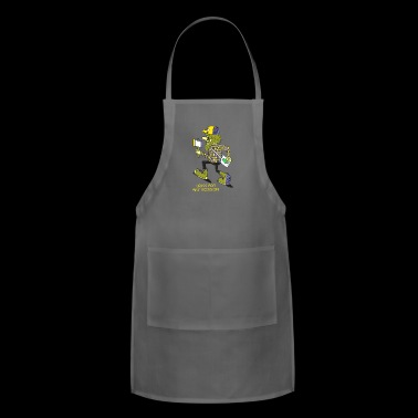 Dress for any occasion - Adjustable Apron