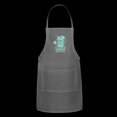 Undefeated fight night - Adjustable Apron