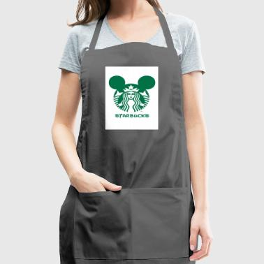 starbucks for life - Adjustable Apron