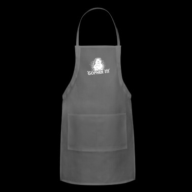 Gopher It - Adjustable Apron
