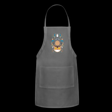 Neighborhood Friends - Adjustable Apron