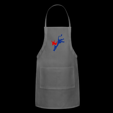 Democrat - Adjustable Apron