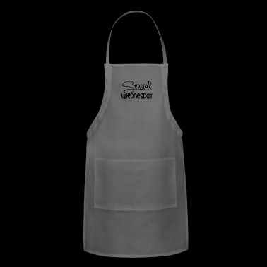 Sexual Wednesday - Adjustable Apron