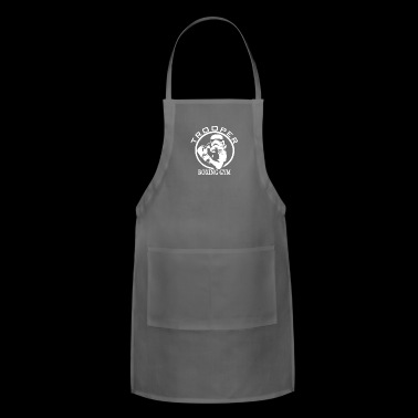 Trooper Boxing Gym Funny - Adjustable Apron