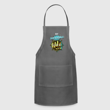 SUPER HERO PAPA 1 - Adjustable Apron