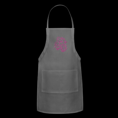 shades - Adjustable Apron