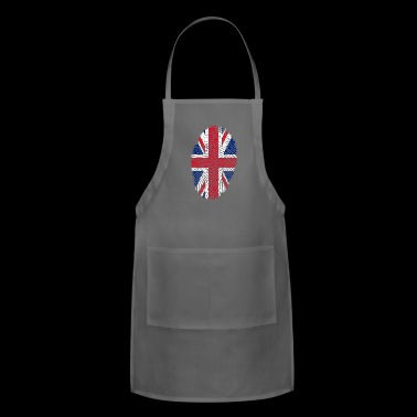 united kingdom - Adjustable Apron