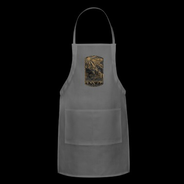 modern - Adjustable Apron