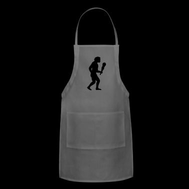 Caveman - Primal man - Adjustable Apron