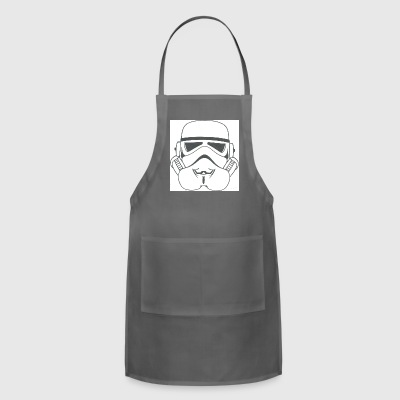 anonymous stormtrooper - Adjustable Apron
