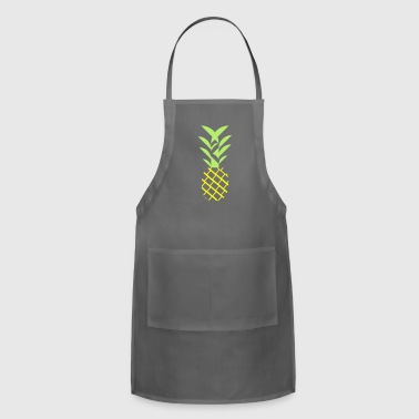 Pineapple flavor - Adjustable Apron