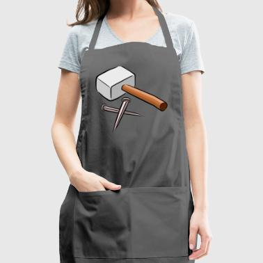 nails - Adjustable Apron