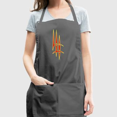 Tribal - Adjustable Apron