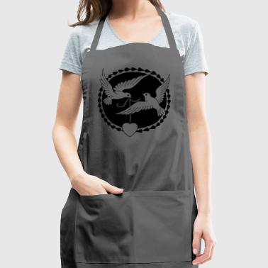 pigeon - Adjustable Apron