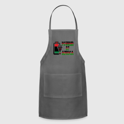 POWERED BY AFRICA - Adjustable Apron