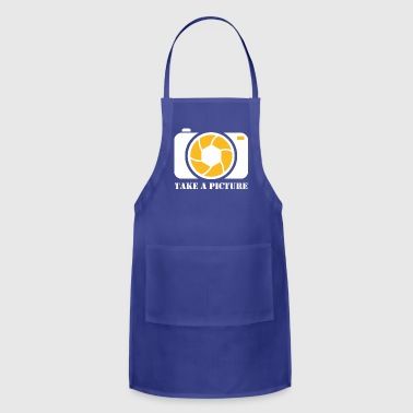 Take A Picture - Adjustable Apron