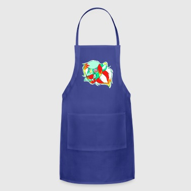 Psychedelic Lion - Adjustable Apron