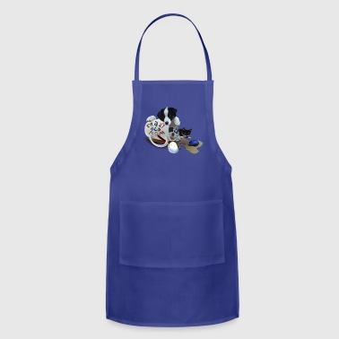 CrazyOldMom Twitch Logo - Adjustable Apron