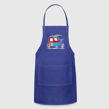 Philippines Padyak Tricycle - Adjustable Apron