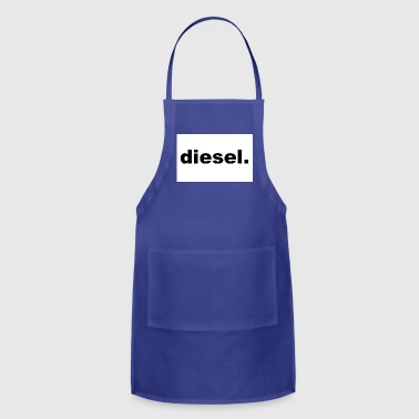 diesel. - Adjustable Apron