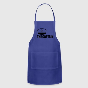 the captain - Adjustable Apron