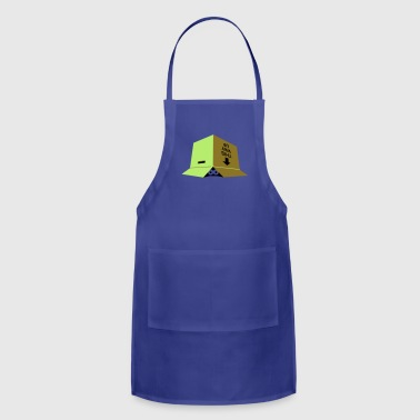 A Moving Box - Adjustable Apron