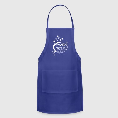 Cyprus Cyprus Cat Arent For Everyone - Adjustable Apron