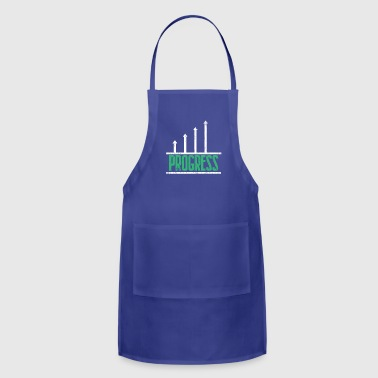 Progress Dividends awesome gift for investors - Adjustable Apron