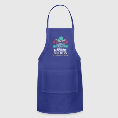 Machine Machine Builder - Adjustable Apron