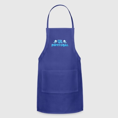 Mr Portugal - Adjustable Apron