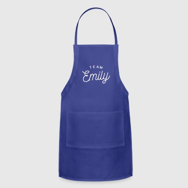 Team Emily - Adjustable Apron