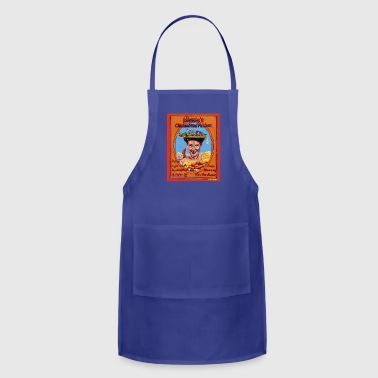 Fried Chicken Minnie's Chicken Fried Peckers - Adjustable Apron