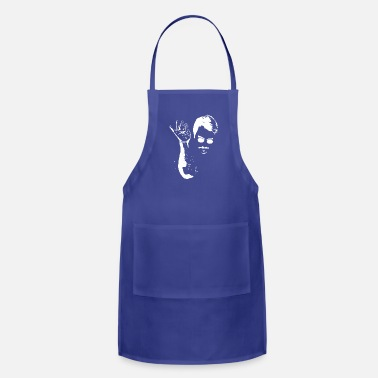 Bae Salt Bae (White) - Adjustable Apron