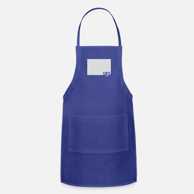Grey Grey - Adjustable Apron