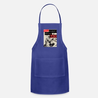 Stella PUSSY GRABS BACK T SHIRT OFFICIAL #PUSSYGRABSBACK - Adjustable Apron