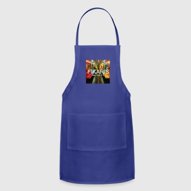 Colorful NYC subway - Adjustable Apron