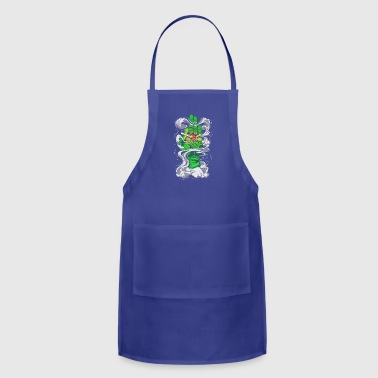 Smoking - Adjustable Apron