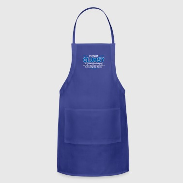 Clumsy Hates - Adjustable Apron