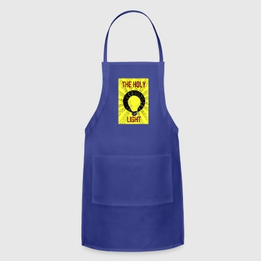Cool Christian The Holy Light - Adjustable Apron
