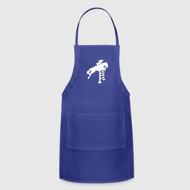 Equitation Horses Riding Show Jumping Rider Equitation - Adjustable Apron